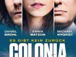 Colonia – Es gibt kein Zurück – Artwork