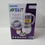 Philips Avent 4-in-1 Dampfgarer