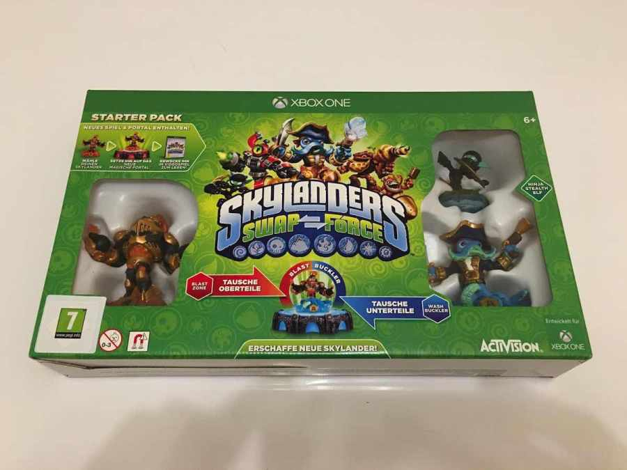 Skylanders Swap Force (Xbox One)