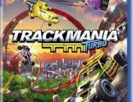 Trackmania Turbo – Cover