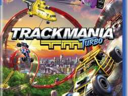 Trackmania Turbo – Cover
