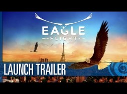 Launch Trailer Eagle Flight