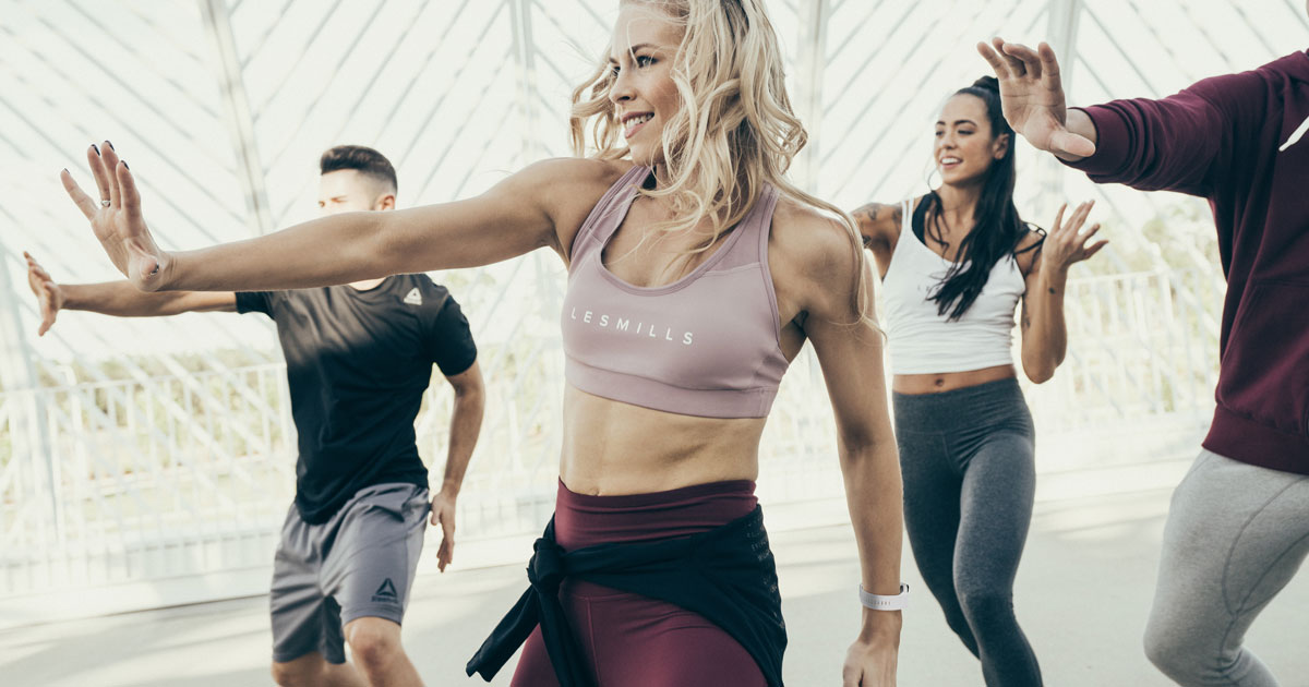 Why monitor your heart rate in group fitness classes QA with Les
