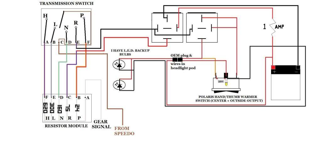2000 Polaris Sportsman 335 Wiring Diagram - Free Wiring Diagram For
