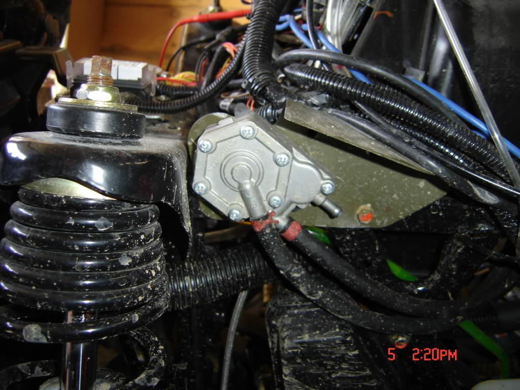 polaris fuel filter