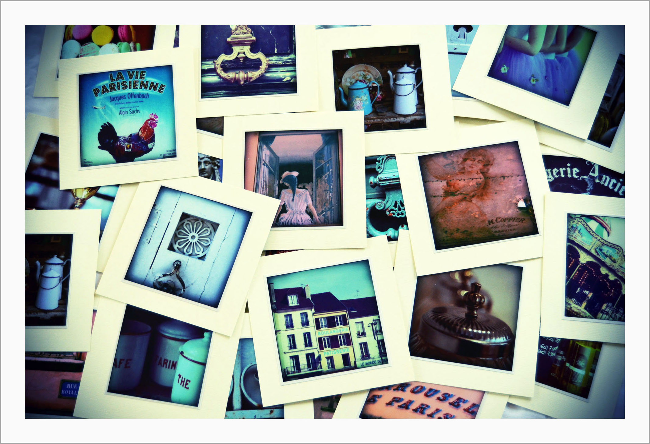Polaroid Paris