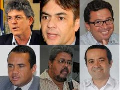 seis candidatos pb