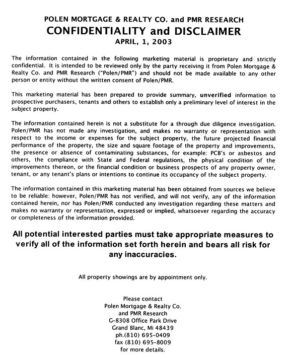 Study Pg1-Confidentiality - confidentiality statement