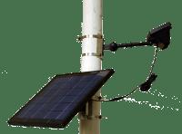 High End Commercial Solar LED Flagpole Light - Wholesale ...