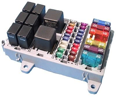 Automotive Fuse Box Uk - Wiring Data Diagram