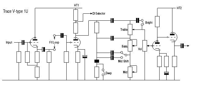 Alembic Tube Preamp Schematic Wiring Diagram