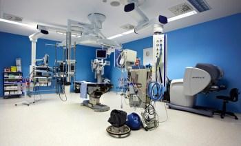 Cirugía Robótica Da Vinci