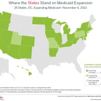 Medicaid expansion benefits emergency departments