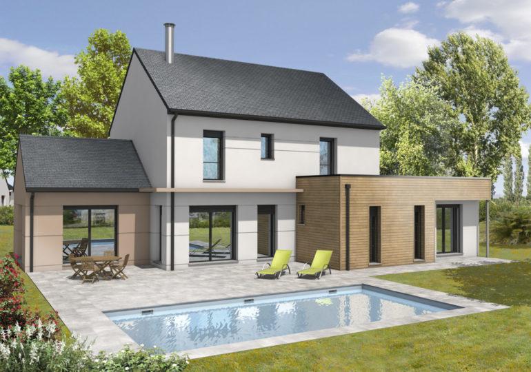 Constructeur maison Finistère (29) Bretagne Polimmo La Maison - Photos De Maison Moderne