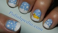 bubble nail art design bubble bath nails polishpedia nail ...