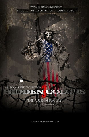 Hidden Colors 3 poster Image via Tariqradio.com