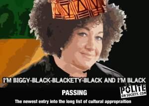 I'm (Not) Black Y'all