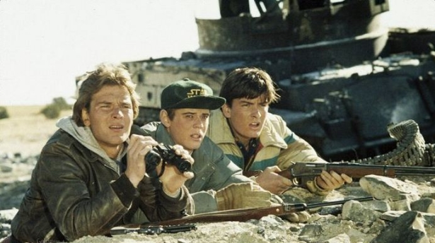 Red Dawn Still