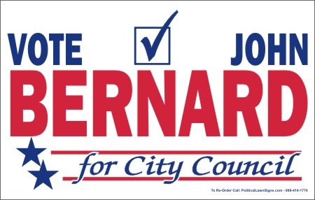 Campaign Sign Ideas Bumper Sticker and Political Poster Templates