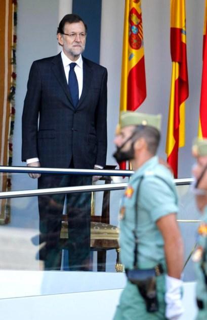 El presidente del gobierno se ha apuntado a la tendencia de los cuadros... ¡Qué se yo!