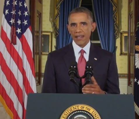 Obama speech ISIL strategy