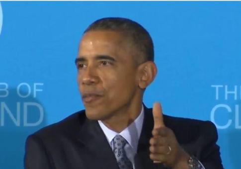 Obama cleveland