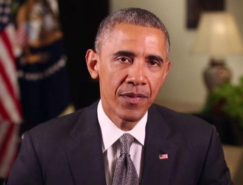 obama weekly address climate change