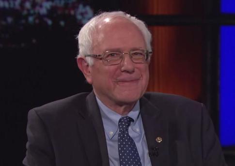 Bernie Sanders real time