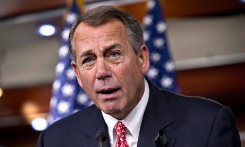 John Boehner Playing Stupid and Lying