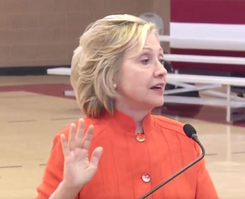 hillary clinton emails press conference las vegas
