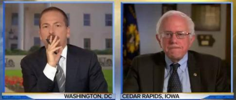 chuck todd bernie sanders meet the press