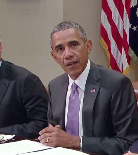 obama veterans roundtable iran deal