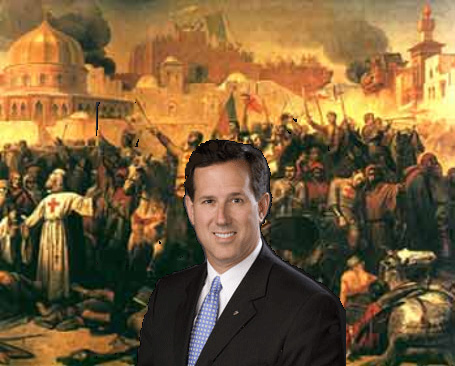 CrusaderSantorum