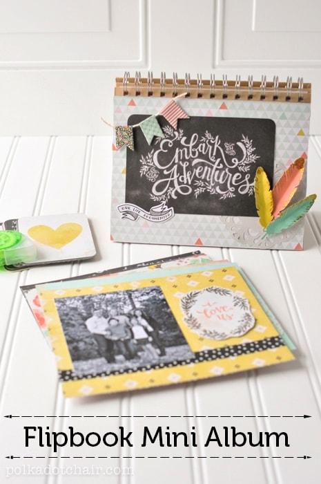 flip book designs