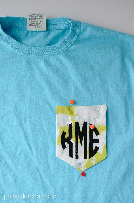 monogramed shirts