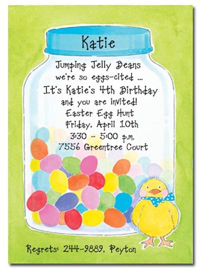 Easter Wording Ideas and Sample Text @ Polka Dot Design