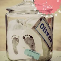 Make Your Own Memory Jar