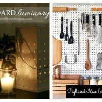 Pegboard Ideas (Link Party)