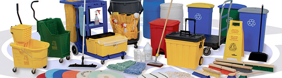 Pollock Cleaning Supplies  Equipment
