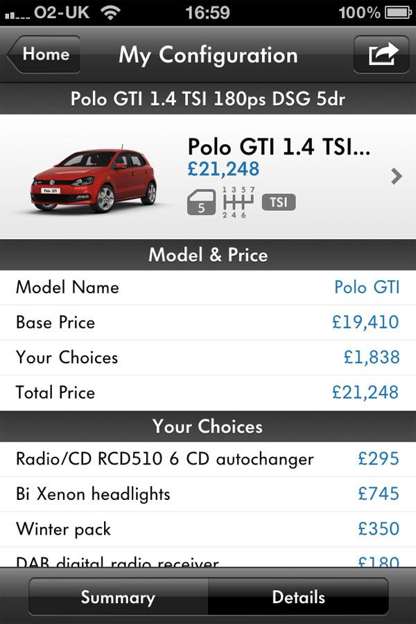 Suzuki Dealer Okc >> Audi Configurator App. Volkswagen UK Comes To Apple IPhone With Car Configurator . Audi RS Q3 ...