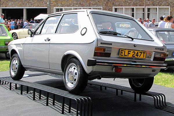 1979 Volkswagen Polo GLS: Geoffroy Thirion