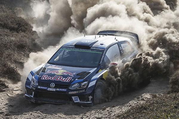2016 Volkswagen Polo R WRC, Rally Italy: Latvala/Anttila