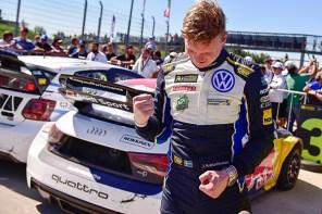 2016 Volkswagen Polo RX, World RX of Argentina: Kristoffersson