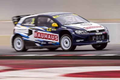 2016 Volkswagen Polo RX, World RX of Spain: Kristoffersson