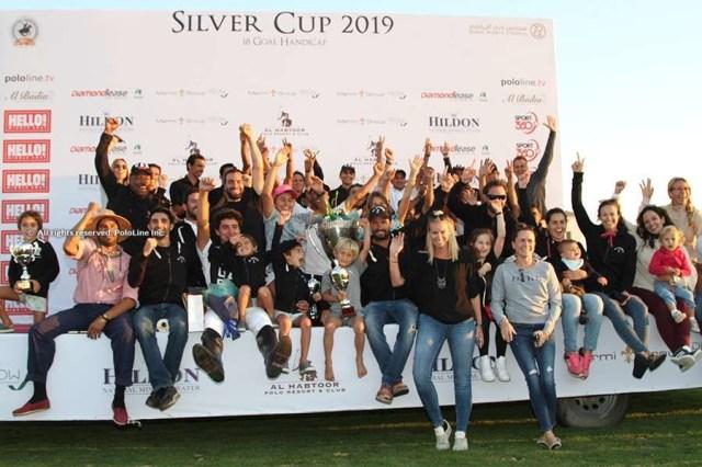 Dubai Silver Cup FINAL