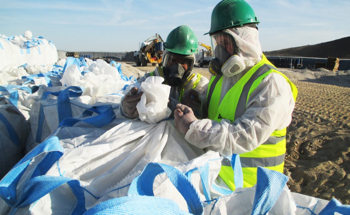 Industrial Waste Management Polyeco Group