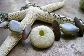 Powers urchin necklace