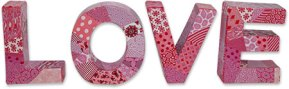 Hoiles polymer love letters