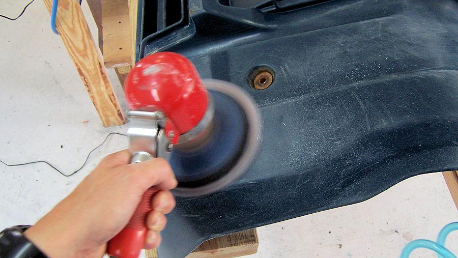 How to Paint ATV Plastic