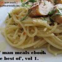 po' man meals new cookbook!